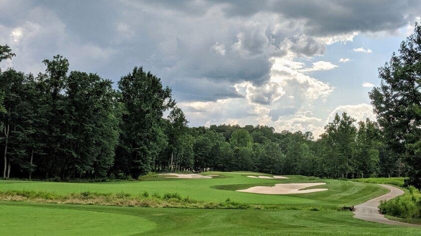 Spring Creek Golf Club, Hole 2
