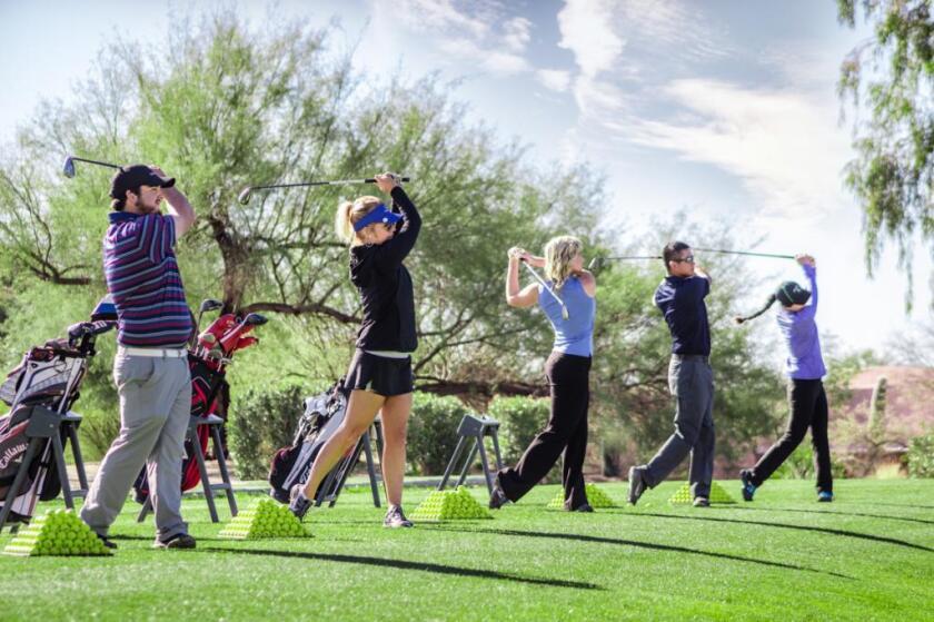 El Conquistador, Oro Valley Golf Practice Facility