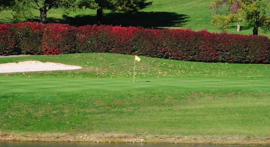 Lexington Golf & Country Club, Hole 3