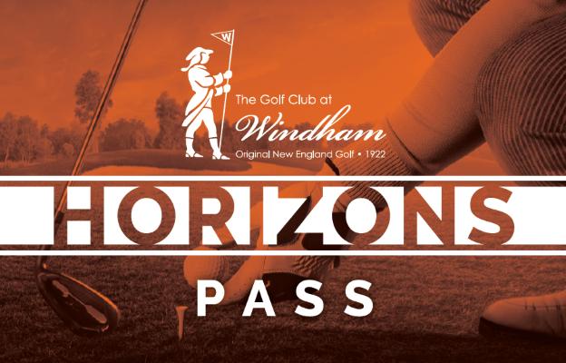 The Windham Club, Horizons Pass, Season Golf Pass