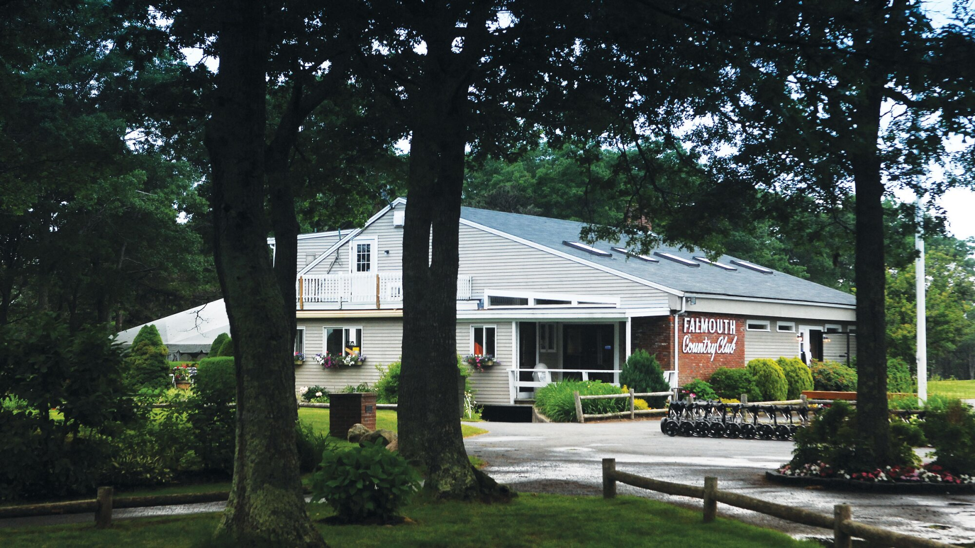 Falmouth Country Clubhouse
