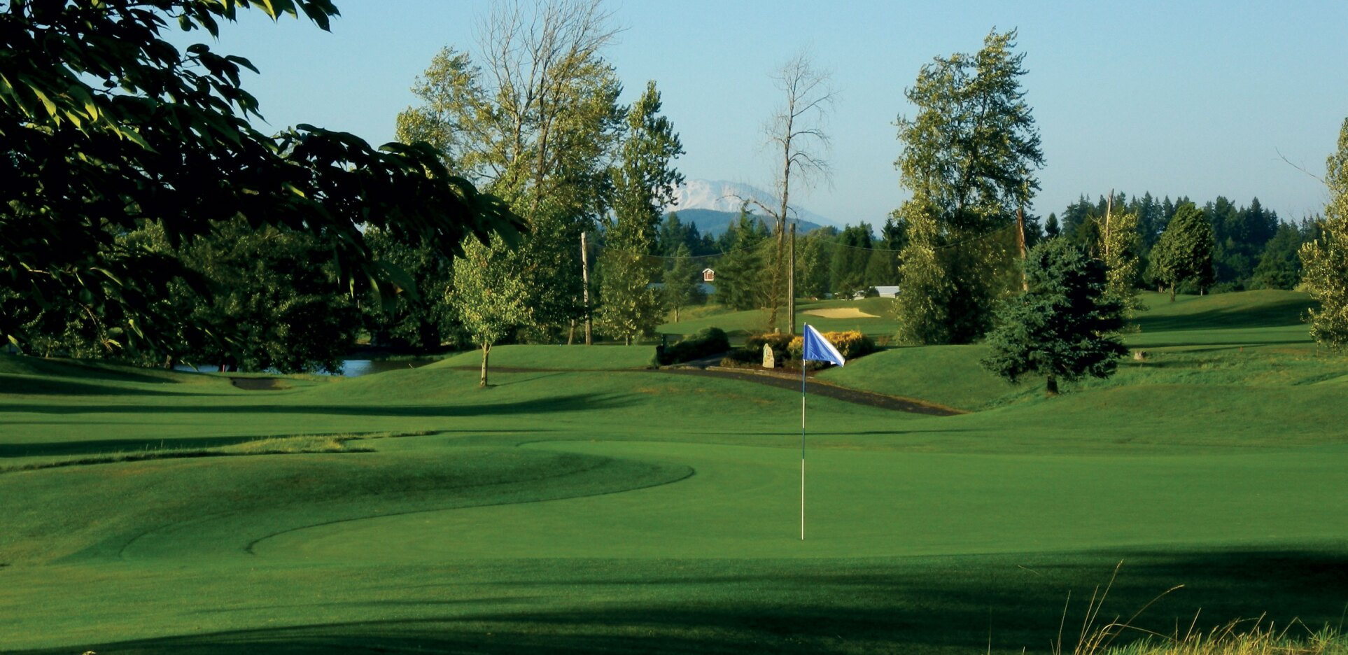Tri-Mountain Golf Course, Ridgefield, Washington