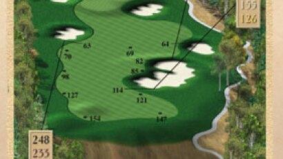 Brickshire Golf Club - golf course description for hole 11