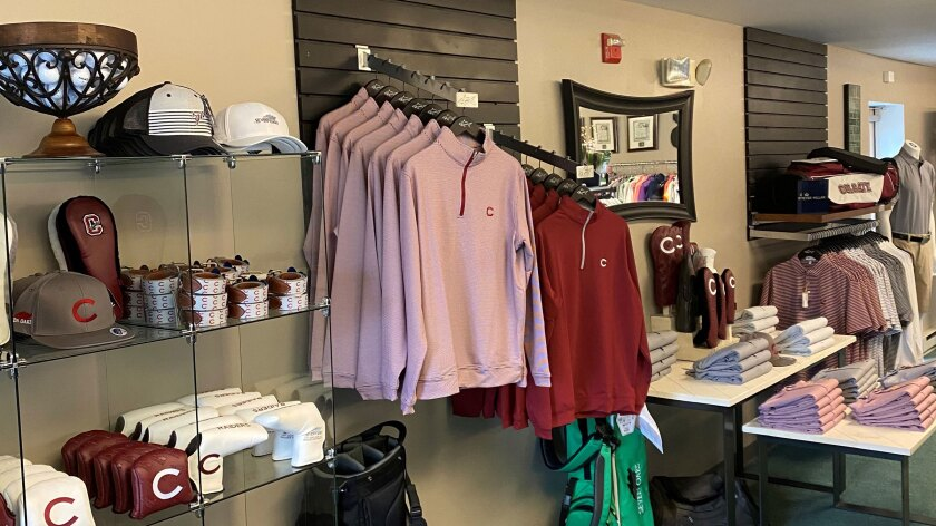 Seven Oaks Golf Club at Colgate University, Clubhouse, Golf Shop