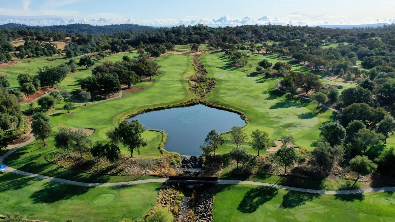The Ridge Golf Course & Events Center in Auburn, California