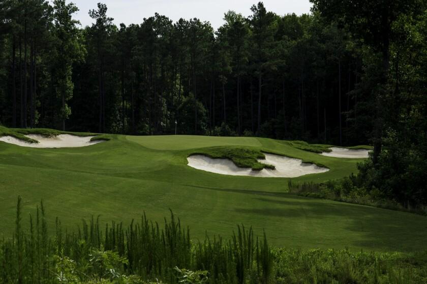 Magnolia Green Golf Club, Hole 11, Richmond VA Golf Course