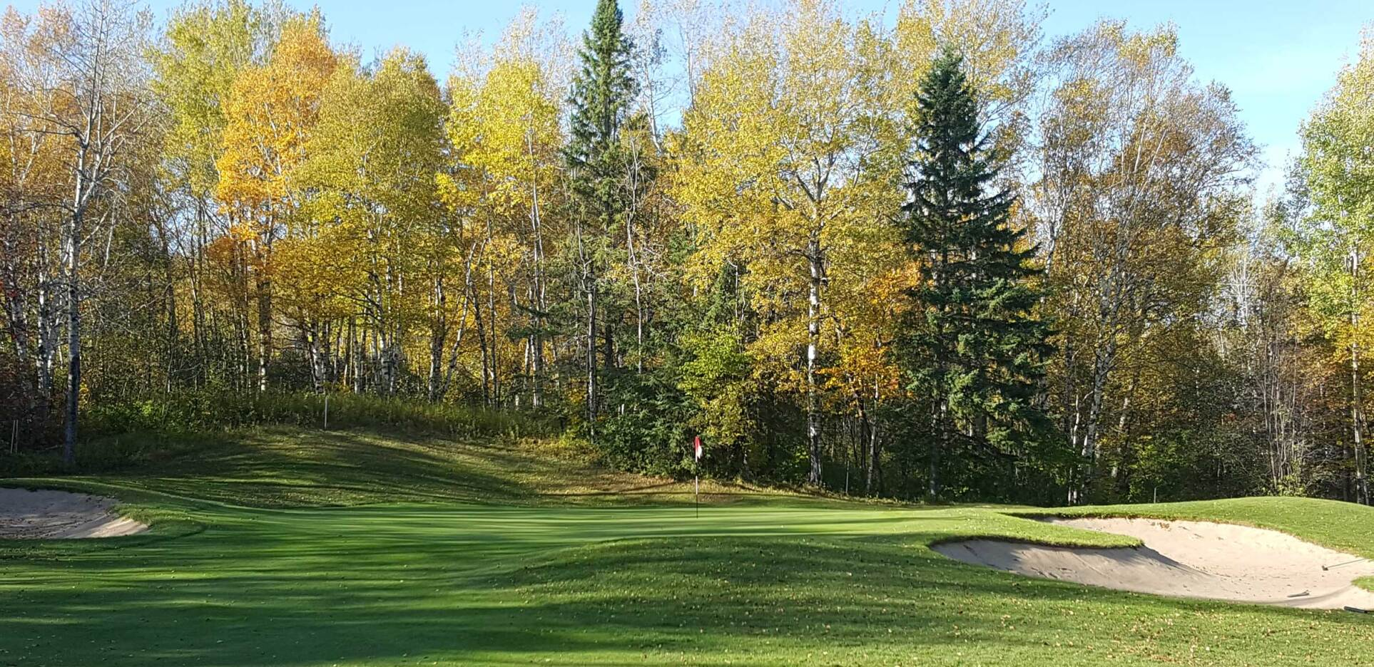 Duluth Golf Fall