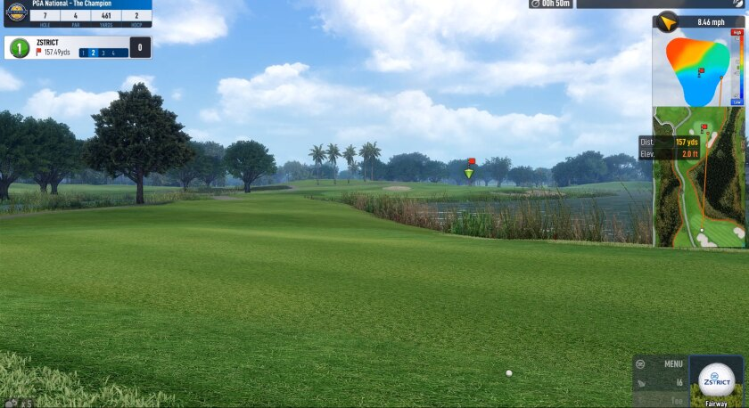 ZSTRICT Course Play
