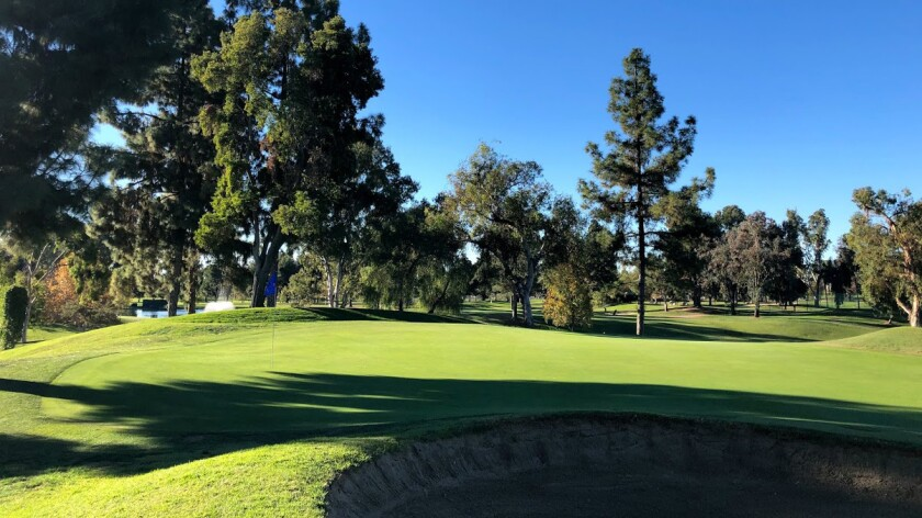 Alhambra Golf Course