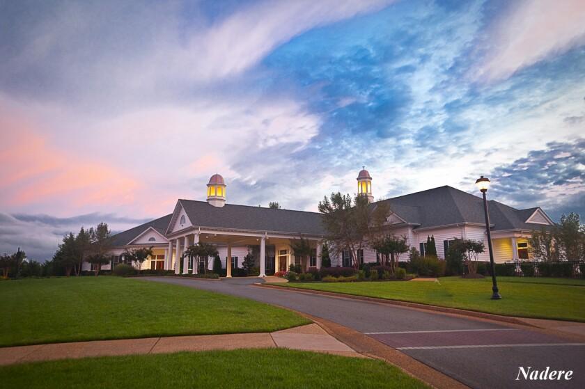 Colonial Heritage Club in Williamsburg, Virginia