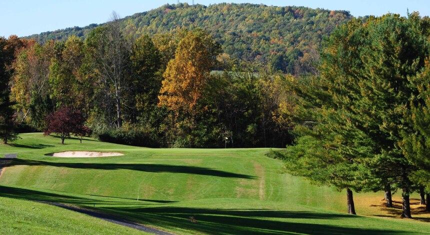 Lexington Golf & CC, Hole 12