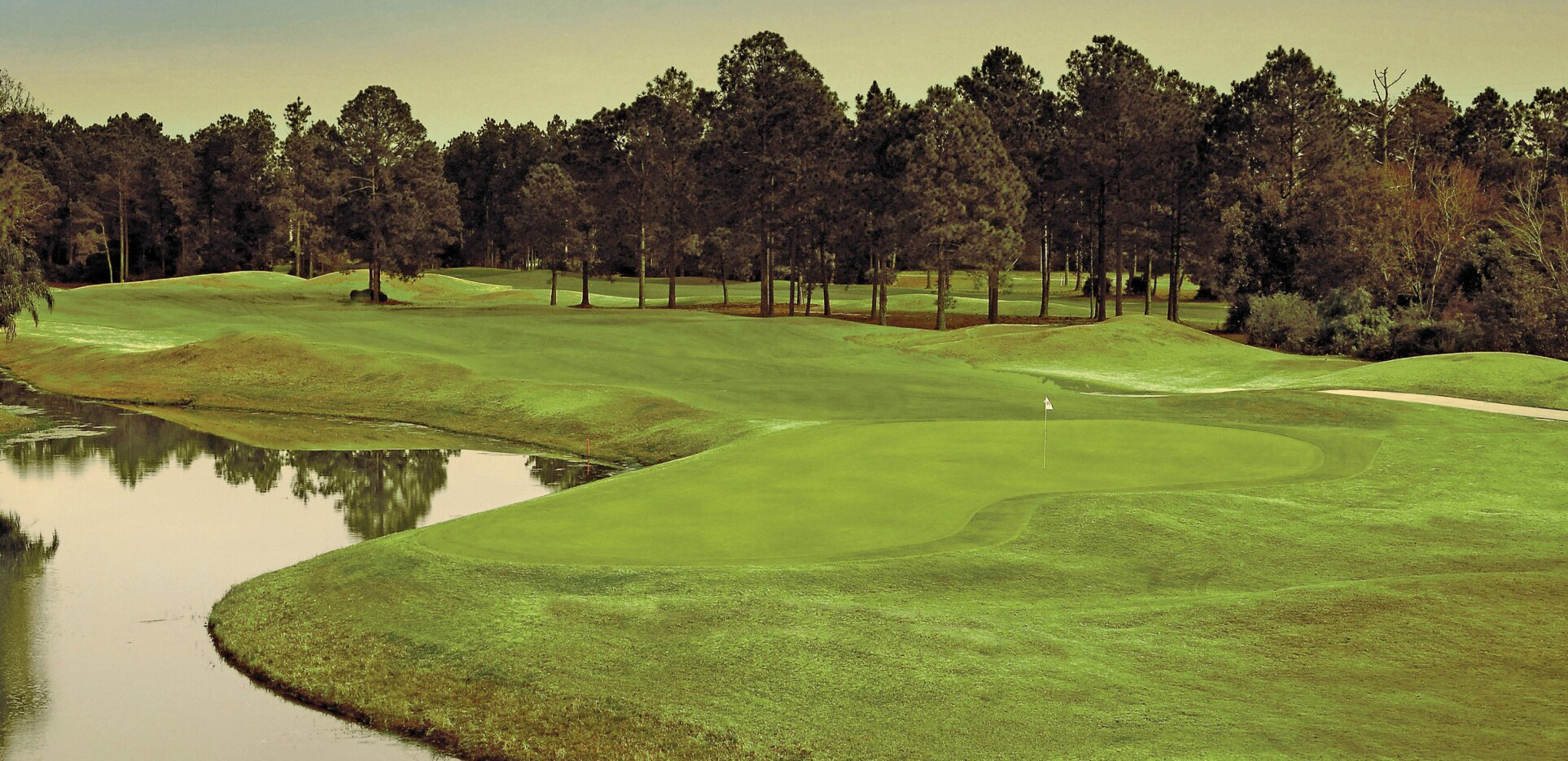 Bent Creek Golf Course, Jacksonville, Florida