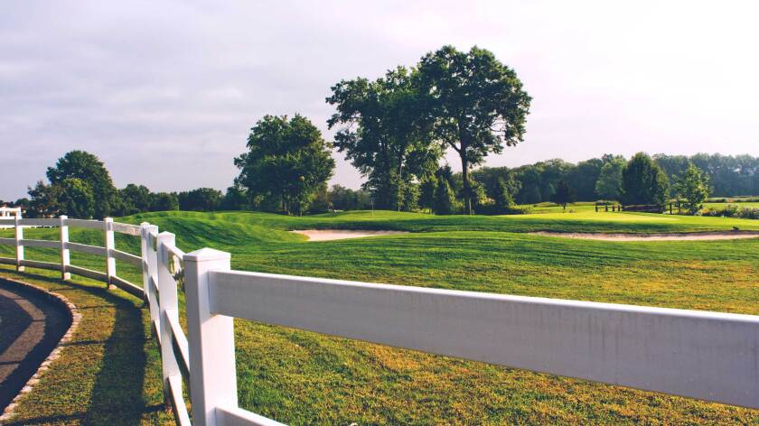 Pinch Brook Golf Course, Morris County Park Commission, New Jersey