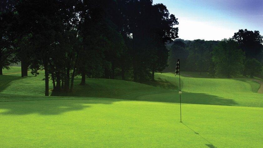 CRC, California Golf Course