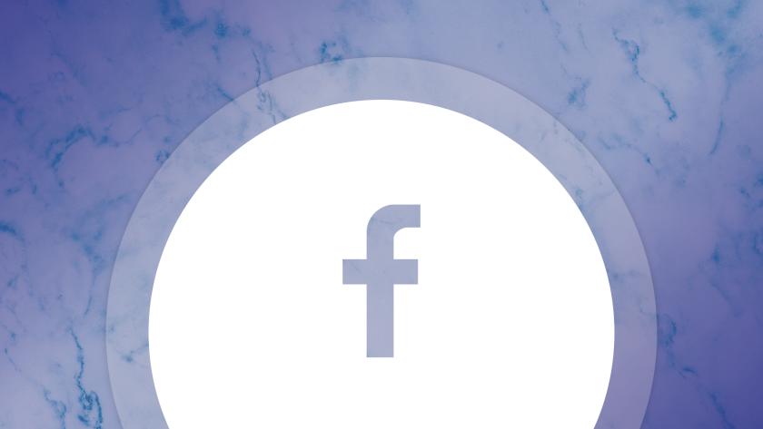 facebook color social media icon