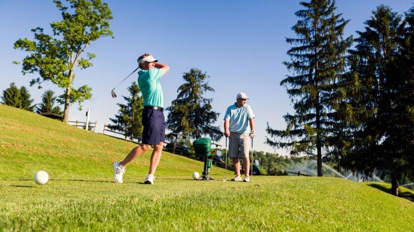 Oglebay Golf Resort, Wheeling West Virginia