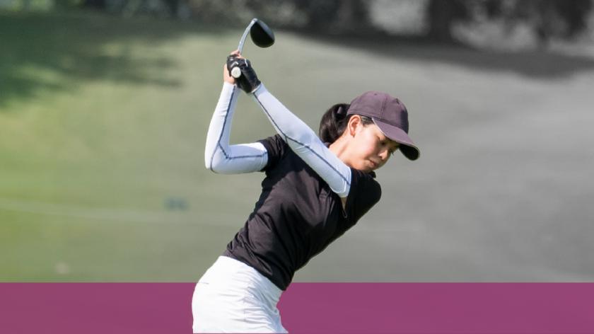 Woman Ladies Youth Golf