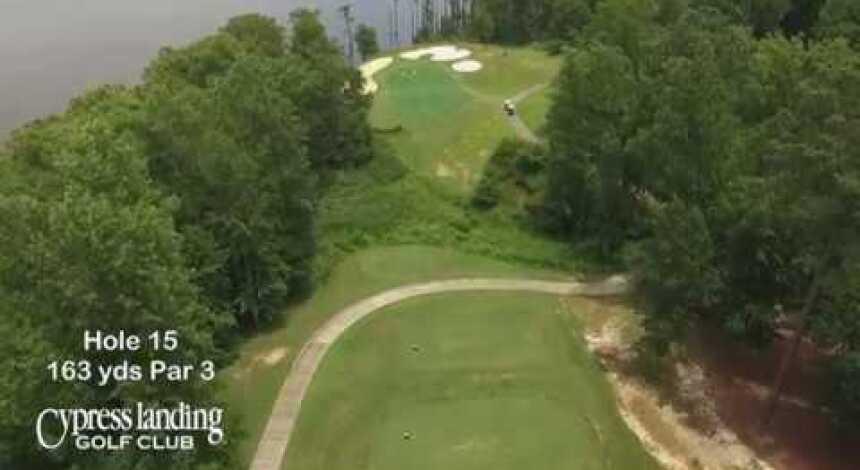 Cypress Landing Hole 15