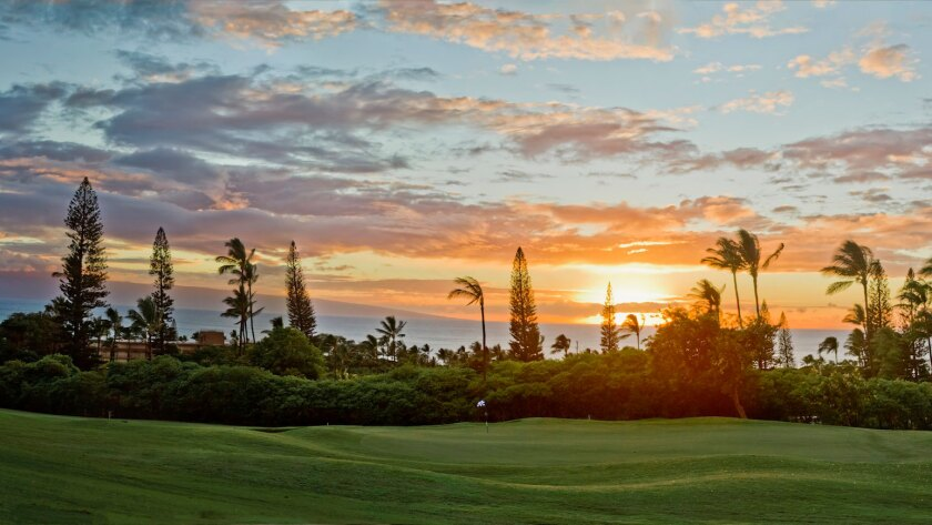 Royal Kaanapali Golf Course